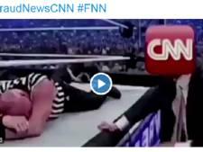 Un internaute raciste derrière le scandale Trump/CNN