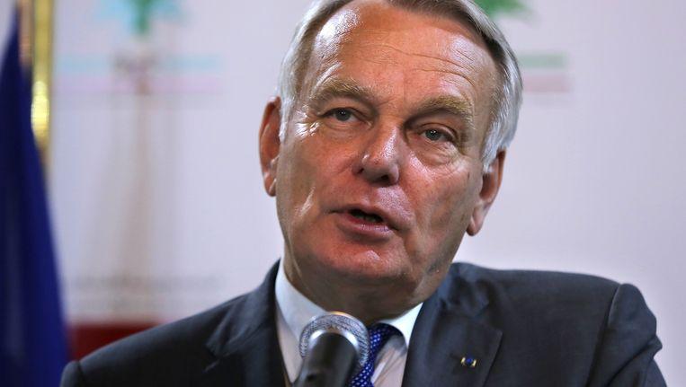 Jean-Marc Ayrault. Beeld AP