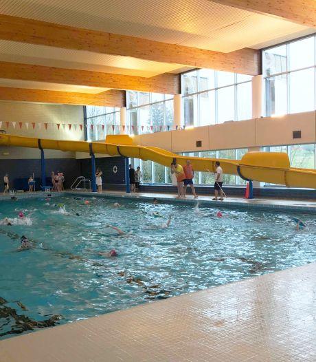 La piscine de Fléron restera fermée jusqu'au 15 janvier au moins
