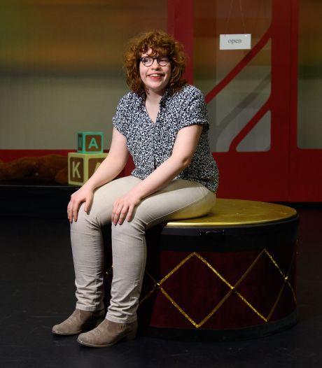 Actrice Britt Jacobs uit Hengelo geeft geheim van theater Kamak niet zomaar prijs: 'Kom maar kijken'
