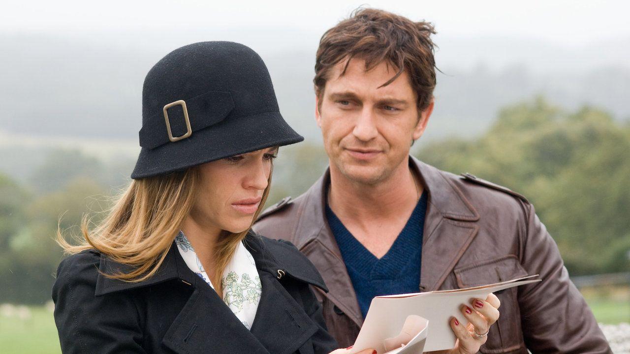 """P.S. I Love You"" est sorti dans les salles belges en 2008."