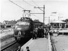 Vanaf het begin was er een innige band met het Zoetermeerse spoor