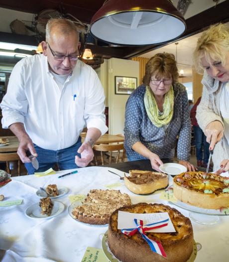 Het geheim van goede een appeltaart ontrafeld in Gelselaar