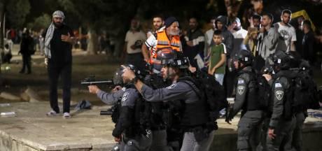 Opnieuw bijna honderd gewonden bij ongeregeldheden in Jeruzalem
