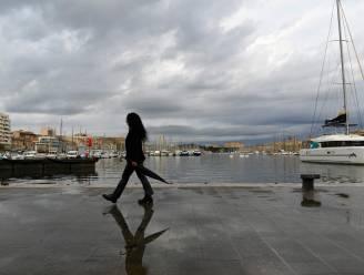 Noodweer in zuidoosten van Frankrijk: scholen in Marseille gesloten