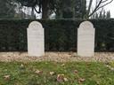 Het ereveld in Salzburg waar Janus en Arij begraven liggen.