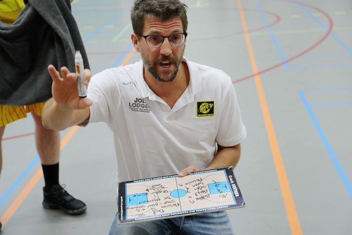 Gunther De Pauw speelt dit seizoen met Racing Brugge in eerste landelijke.