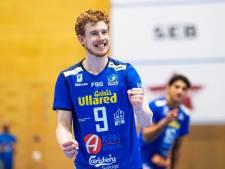 Volleyballers SSS uit Barneveld dromen: 'Binnen 5 jaar willen we óf de beker óf de landstitel binnen hebben'