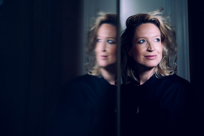 Cath Luyten: 'Opnieuw mama worden opent weer perspectief.' Beeld Stefaan Temmerman