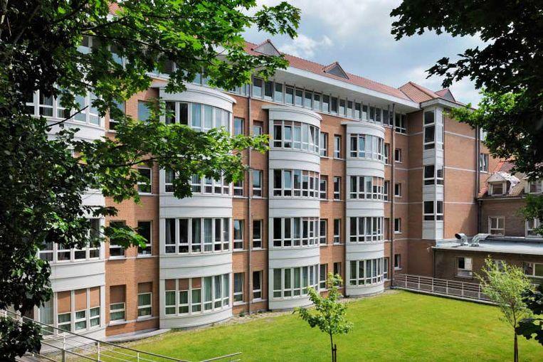 het OCMW in de gemeente Sint-Lambrechts-Woluwe Beeld Commune de WSL