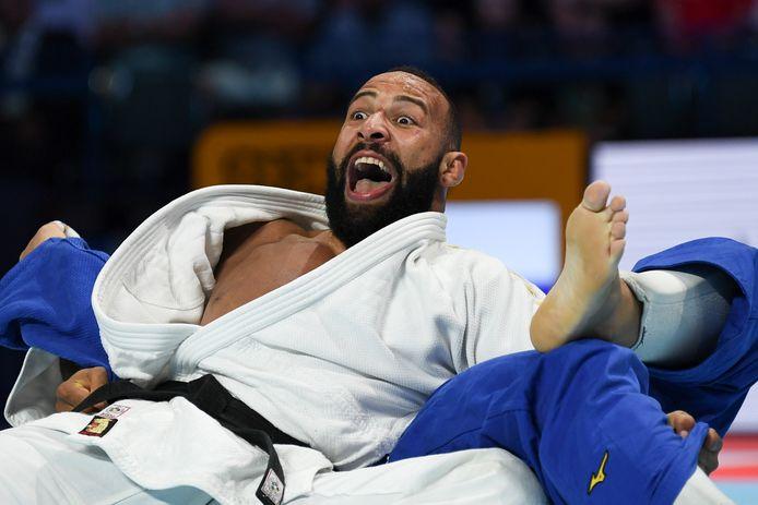 Judoka Roy Meyer