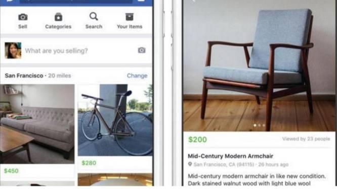 """""""Medewerkers Facebook Marketplace lazen privéberichten van gebruikers"""""""