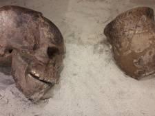 Prehistorische Schokland-vrouw krijgt een gezicht: 'De reconstructie is levensecht'