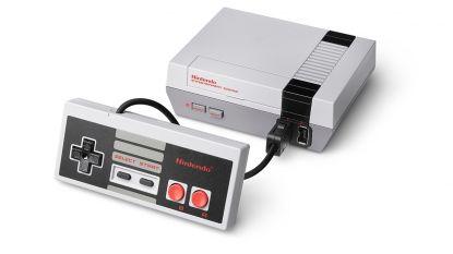 En de bestverkochte spelconsole is... de NES Classic Mini!