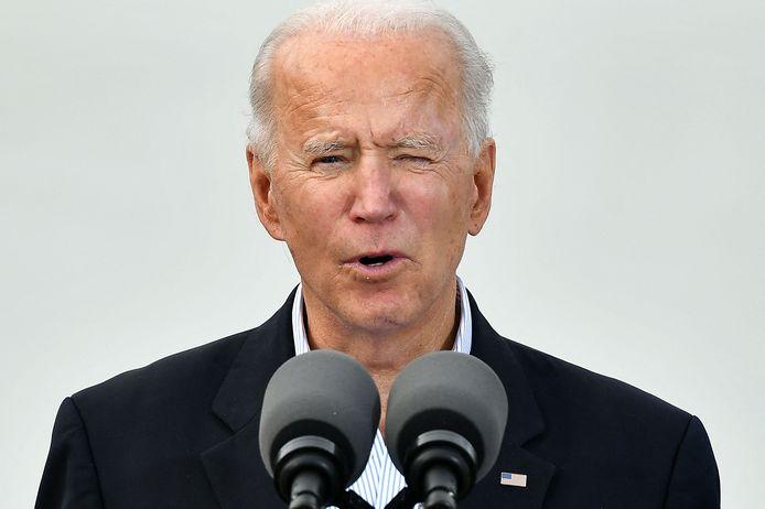 De goedkeuring in het lagerhuis betekende voor de Democratische president Joe Biden zijn eerste wetgevende overwinning.