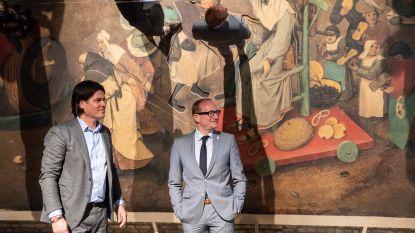 Belevingsparcours in Bokrijk laat je zo de werken van Bruegel binnenstappen