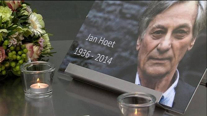 Familie Jan Hoet bezoekt 'zijn' SMAK