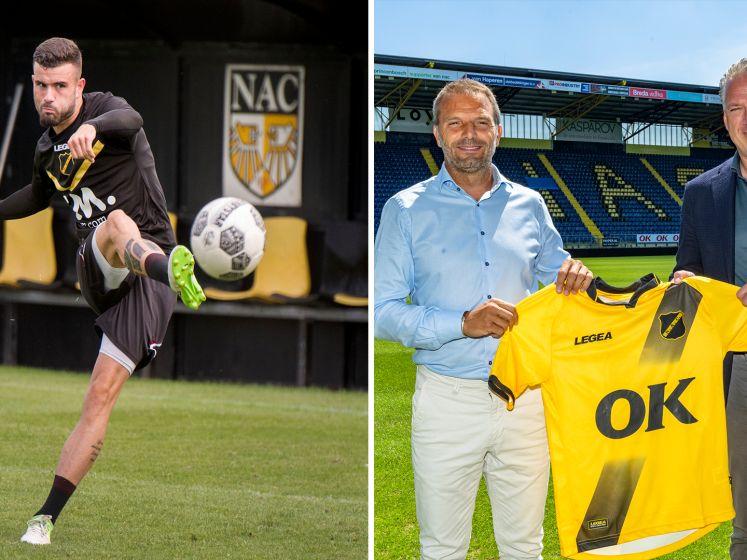 'NAC heeft met Hellemons de jeugdopleiding van Willem II niet ingehaald, maar is er voorbij gesprint'