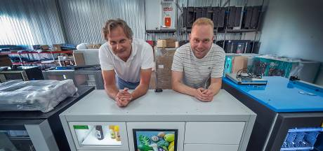 Hier in Oud Gastel ontwerpen ze automatieken voor aardbeien, vers vlees én computermuizen