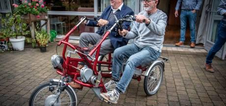 Duofietsen, zingen en sporten tegen eenzaamheid bij ouderen in Heumen