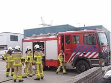 Kleine brand op industrieterrein Harderwijk