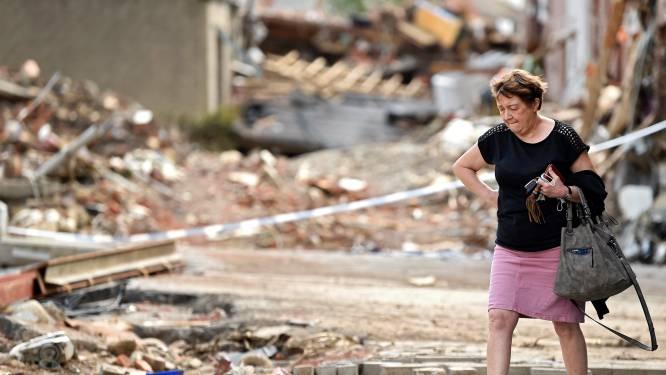 642 woningen in Wallonië volledig verwoest door overstromingen van juli, bijna 5.000 erg zwaar beschadigd