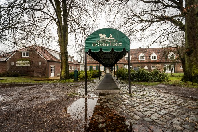 De Collse Hoeve in Nuenen.