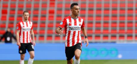 Eran Zahavi ontbreekt bij PSV in het duel met Willem II wegens overval op zijn woning