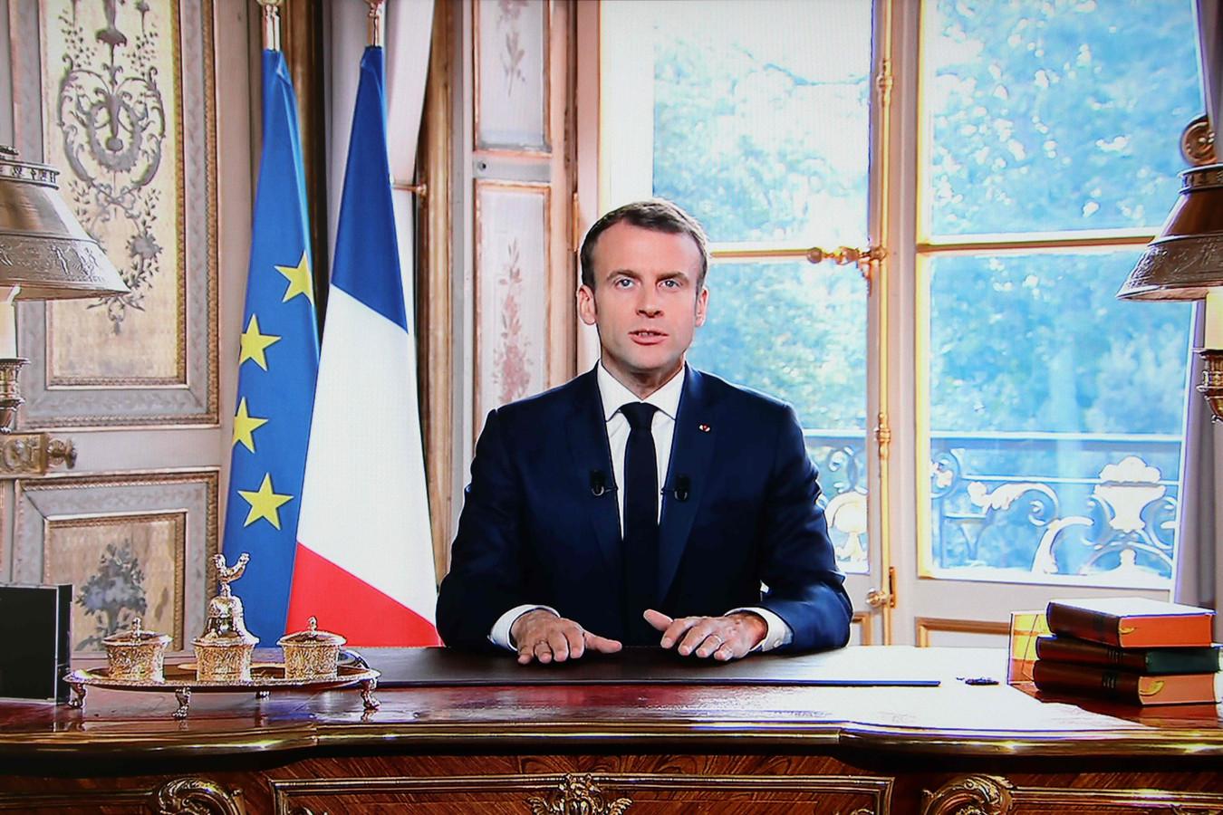 Emmanuel Macron annoncera ses mesures pour répondre à la crise des gilets jaunes ce jeudi.