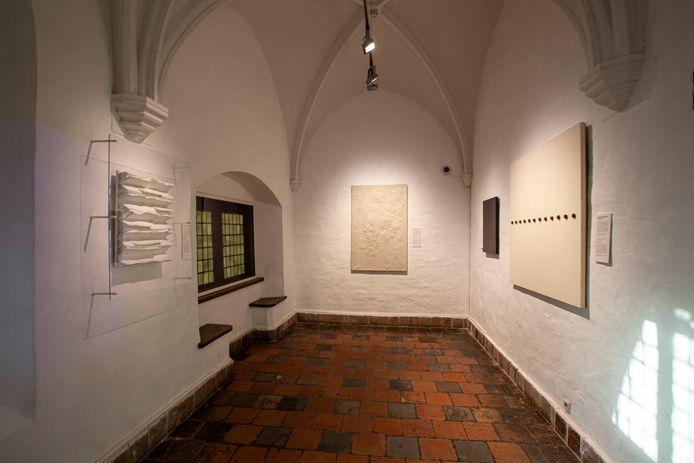 Overzicht van nieuwe tentoonstelling in Museum Prinsenhof Delft