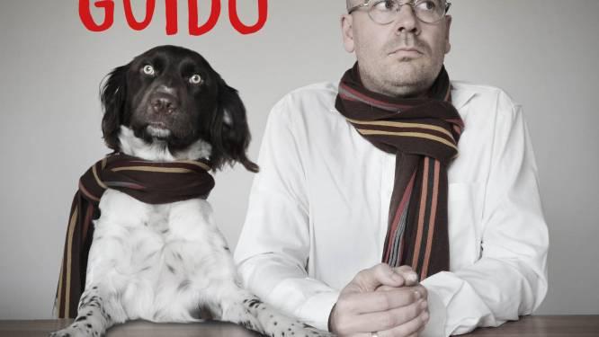 """Nick maakt elke dag een cartoon over hond Guido: """"Ik pieker nu niet meer over corona, maar over mijn volgende tekening"""""""