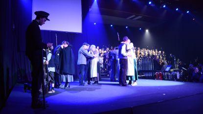 1.200 bezoekers ondergedompeld in 'Grooten Oorlog'