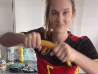 Vlaamse e-sportspresentatrice krijgt haatboodschappen na pastagrapje over match van Rode Duivels