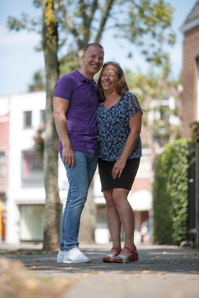 Patrick en Lotte voelen zich verbonden als broer en zus, ze kennen elkaar al 24 jaar.