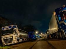 'Truckcamping' Zwijndrecht kan tegen de zomer ontruimd worden