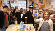 Mozawiek viert 100ste verjaardag van school