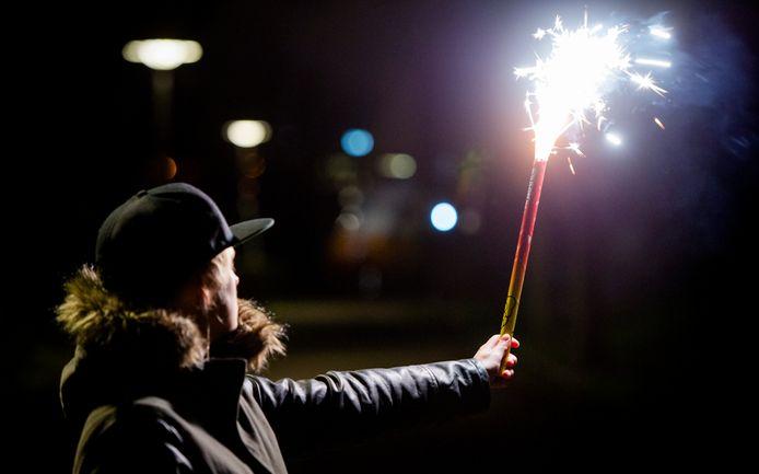 Robin uit Hendrik-Ido-Ambacht wil mensen waarschuwen voor de gevaren van vuurwerk. Foto ter illustratie.