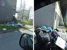 """Route """"bombardée"""", dépotoir à ciel ouvert... Ce quartier de Charleroi indigne"""