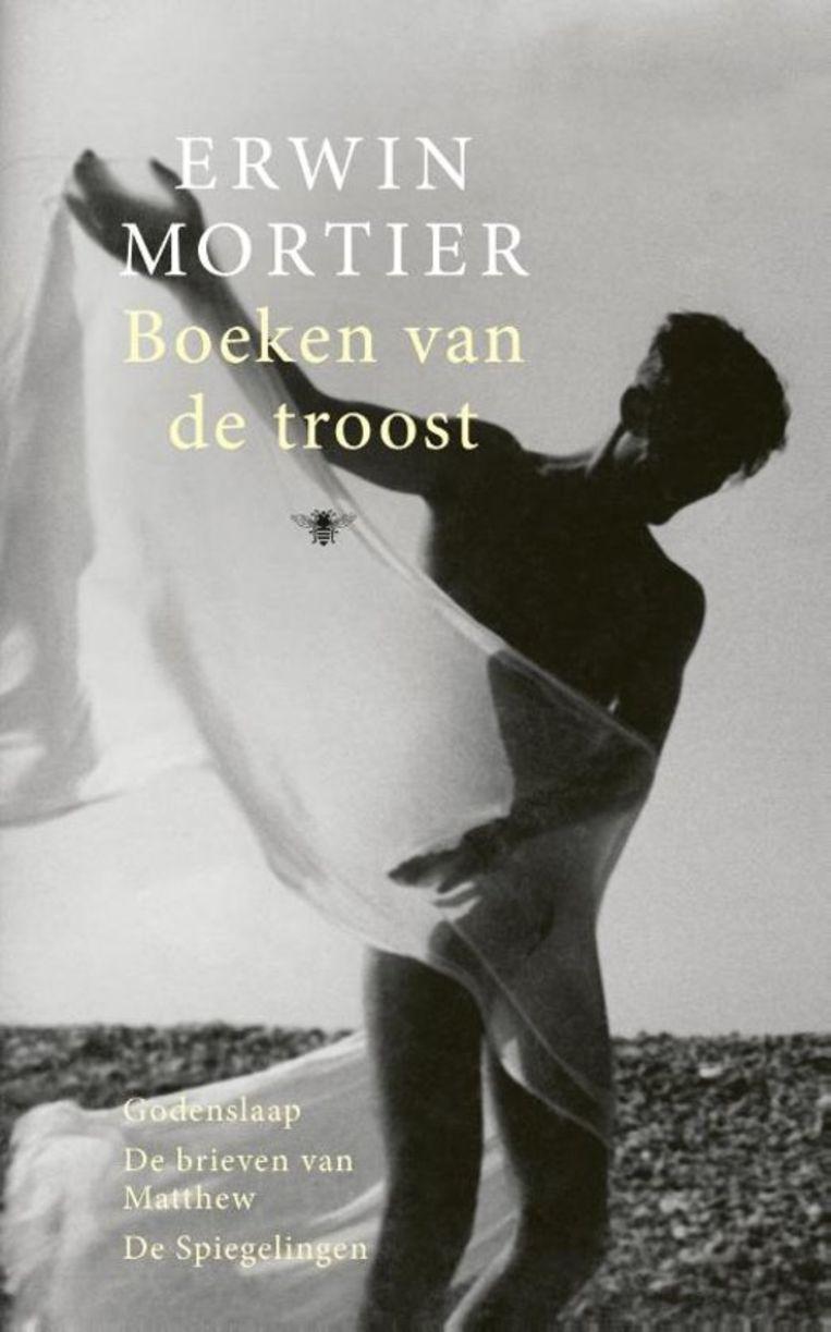 Erwin Mortier, 'Boeken van de troost', De Bezige Bij, 695 p., 29,99 euro.  Beeld RV