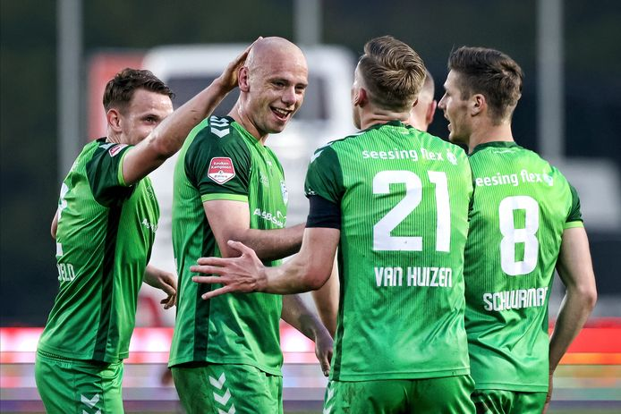 De Graafschap won op de Herdgang met 0-2.