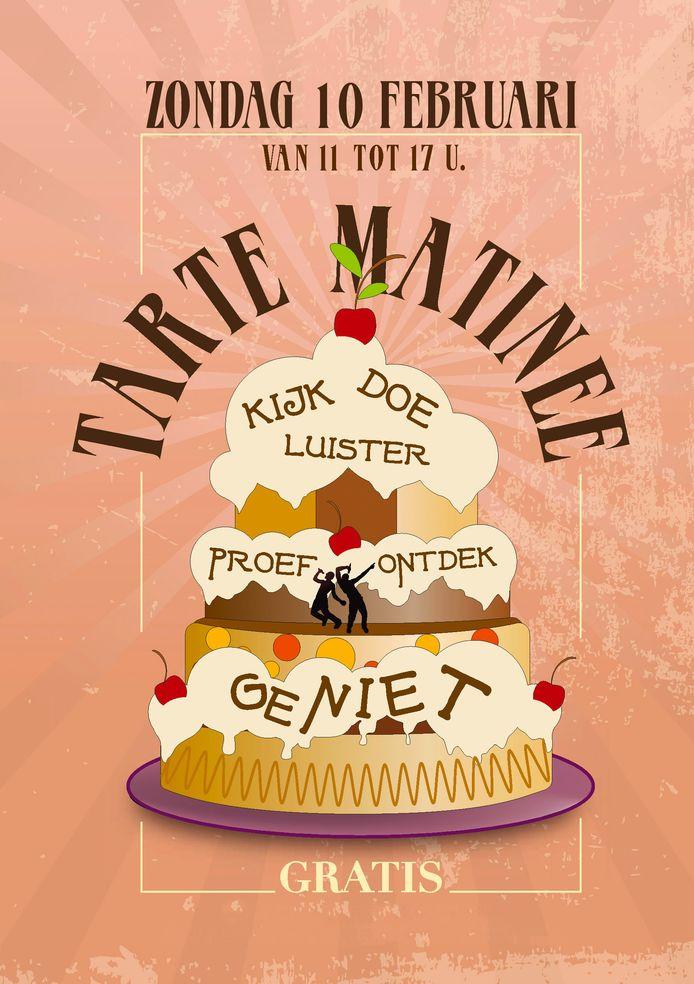 Tarte Matinee op 10 februari.