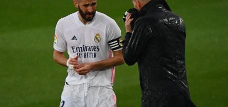 """Benzema rejoint Raul au classement des meilleurs buteurs de la C1: """"Ce que fait Karim, c'est impressionnant"""""""