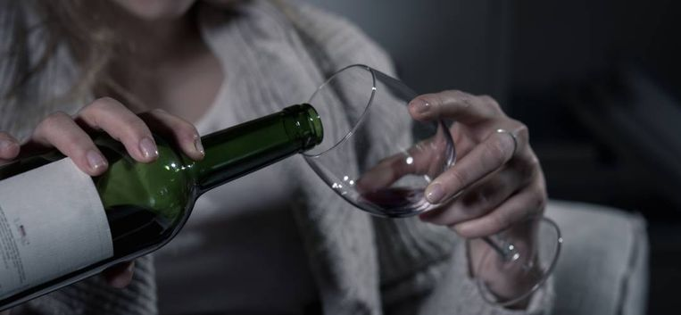 """Anne-Wil: """"Eens een alcoholist altijd een alcoholist"""""""