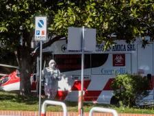 756 décès supplémentaires en Italie: la progression du virus poursuit son timide ralentissement