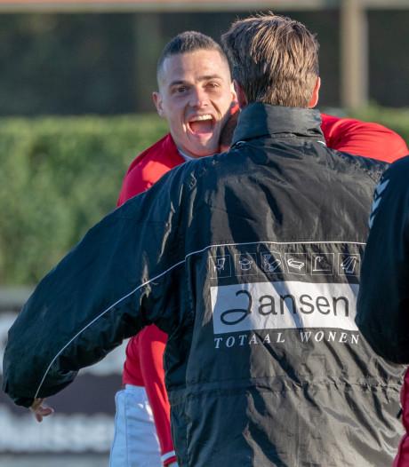 Jonge Kracht hofleverancier met 29 goals in de top tien, let ook op Lennart Rekmans!