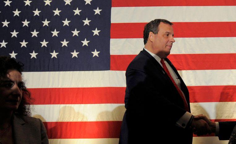 Stapt Christie snel uit de Republikeinse race? Beeld REUTERS