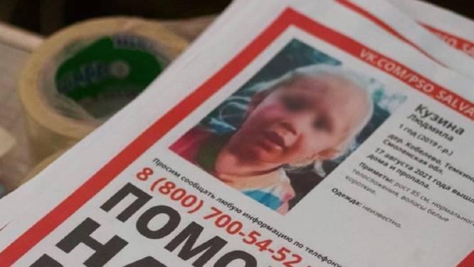 Vermist meisje (1) overleeft drie nachten in Russisch woud: 'Ze heeft beloofd nooit meer weg te lopen'