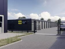 Complex met 50 XL garageboxen op Vosdonk