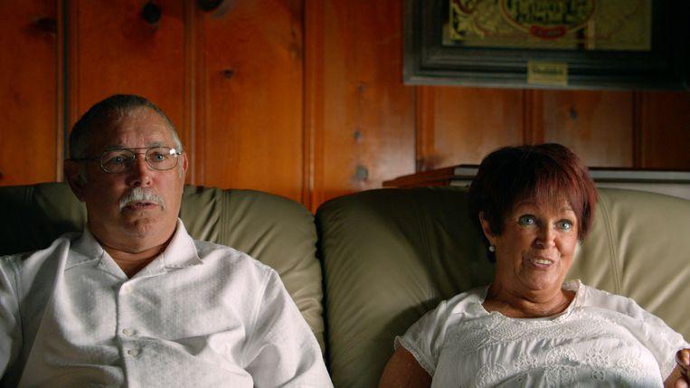Don en Jenny Cobain, de ouders van Kurt. Beeld rv