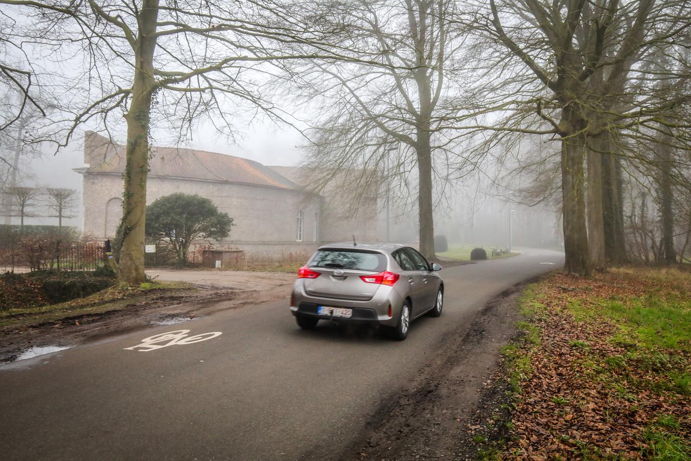 De Doornstraat in Sint-Andries wordt permanent afgesloten voor gemotoriseerd verkeer.